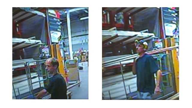 Anne Arundel County police released the images of the persons they said are responsible for thefts from automobiles in Glen Burnie.