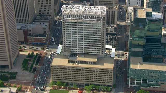 Fifth tallest in Baltimore is is 100 E. Pratt St., built in the 1980s and believed to be 418 feet tall.