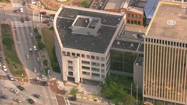 Baltimore Police Headquarters