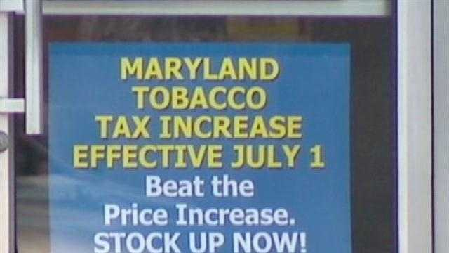 David Collins reviews the new Maryland laws that will likely affect consumers' spending.