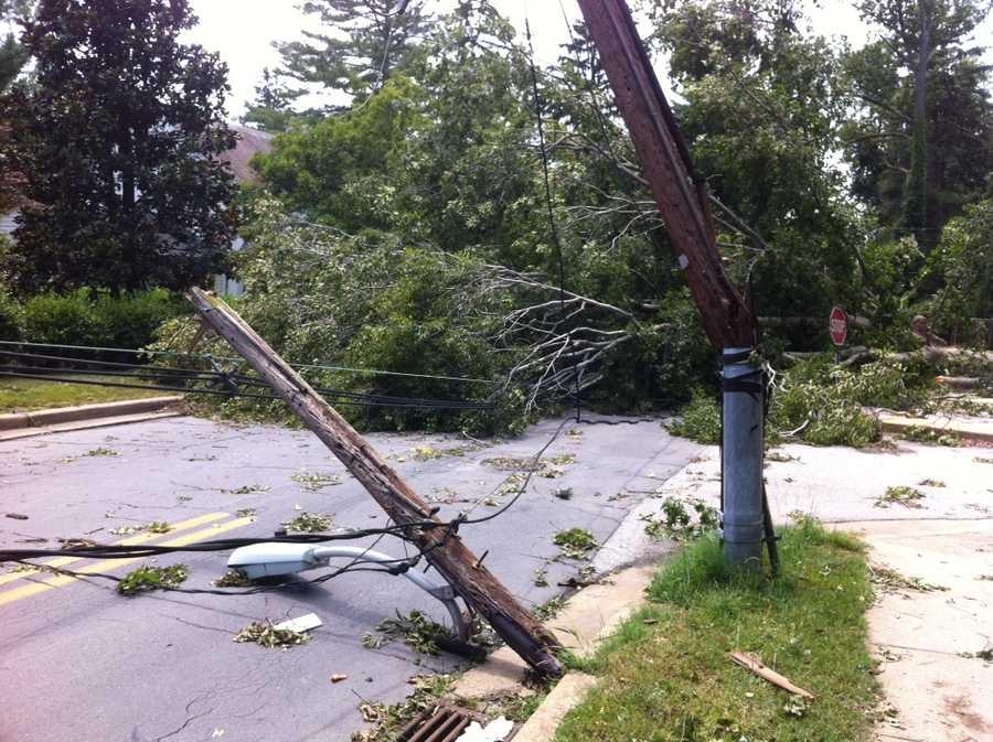 Baltimore City - Gittings Avenue at Mossway