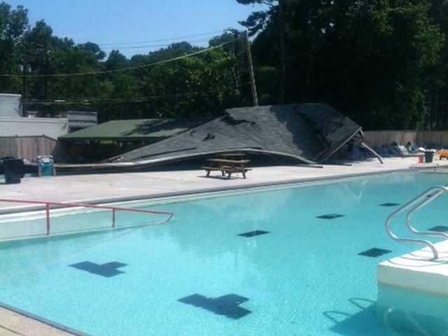 Meadowbrook Aquatic and Fitness Center, north Baltimore