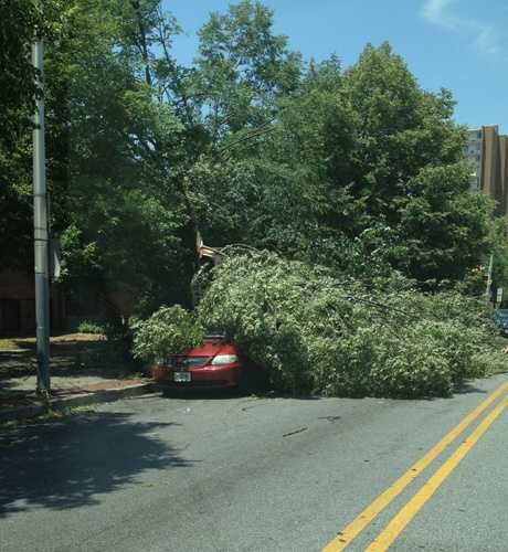 Pennsylvania Avenue in Baltimore City
