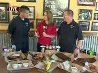 Ava visits Mission BBQ in Glen Burnie where, aside from offering delicious BBQ and other treats, they help raise funds for the Wounded Warriors Project.