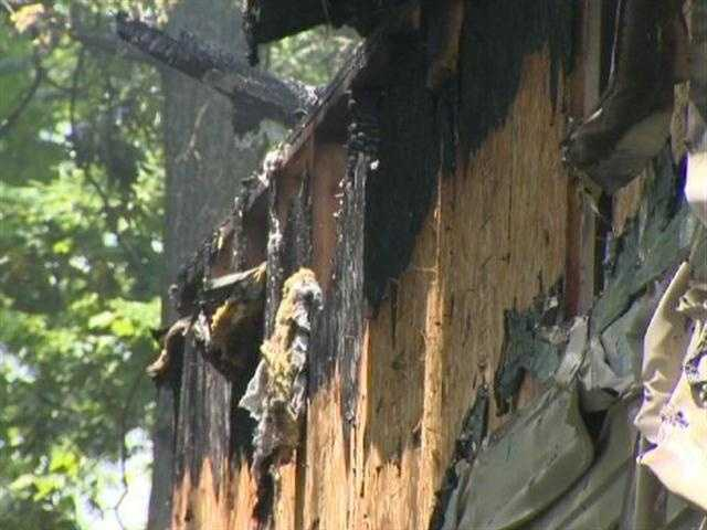 The fire caused an estimated $200,000 in damage.