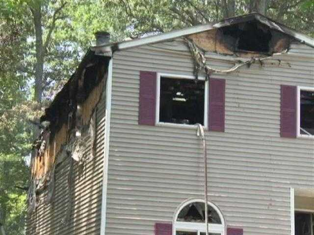 Firefighters are working to figure out what caused a house fire in Annapolis that killed a woman Sunday morning.