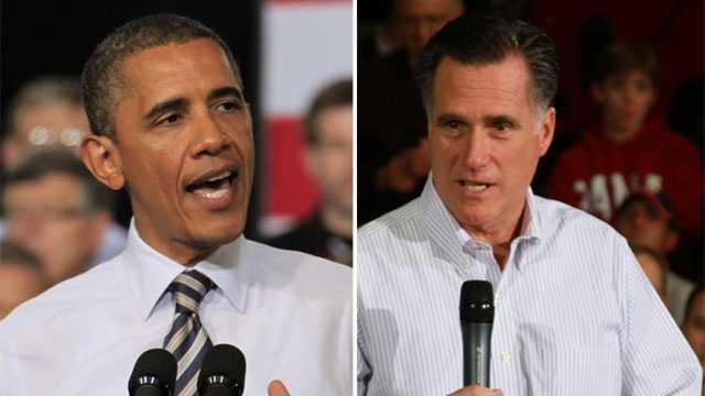 Obama-Romney 2