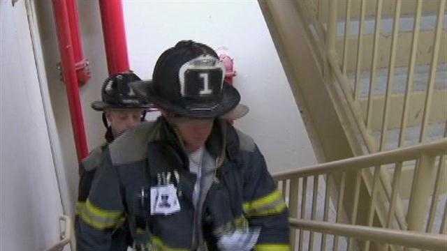 Firefighter Climb