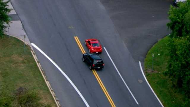 The driver exited Route 100 at Telegraph Road, or Route 170, and drove southbound.