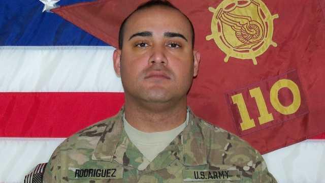 Sgt. Daniel A. Rodriguez