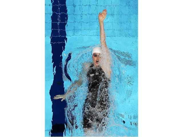 Swimming (Missy Franklin, pictured)