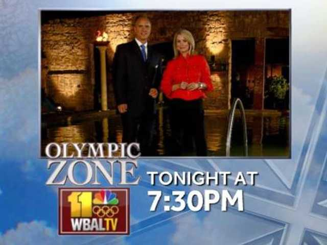 Follow Michael as he finishes his last events at the London Games, and get insider's access to the venues and athletes on The Olympic Zone, airing on WBAL-TV 11 at 7:30 p.m. Monday-Saturday nights during the Olympics.