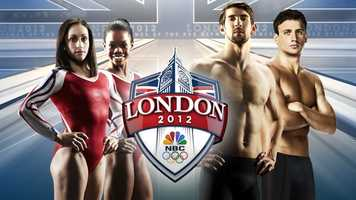 The games are on NBC. WBAL-TV 11 is Maryland's home for the 2012 Olympic Games in London.