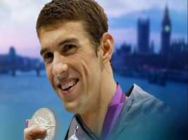 Michael Phelps, the Baltimore Bullet, makes Olympics history by winning his 19th medal and becoming the most-decorated Olympian.