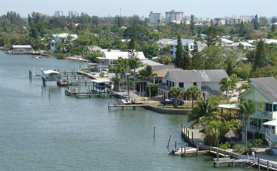 11. Fort Myers, Fla.