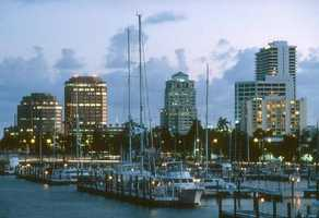 10. West Palm Beach, Fla.