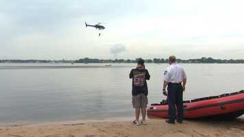 ESSEX, Md. -- The Maryland Helicopter Aquatic Rescue Team conducts an all-hazard training exercise (Wednesday, Aug. 1, 2012).