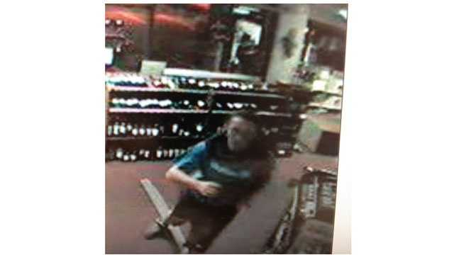 Anne Arundel County police are asking for the public's help in identifying a burglar who was caught on camera stealing from the Depot Liquor Store located at 1460 Ritchie Highway in Arnold at about 1:15 a.m. on July 23.