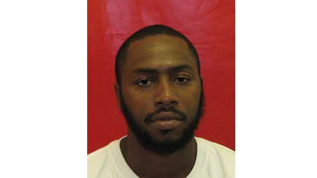 Authorities said 28-year-old Deandre Scott took off his electronic anklet and left his residence in the 1900 block of Booth Street in Baltimore at about 12:30 p.m. on Tuesday.