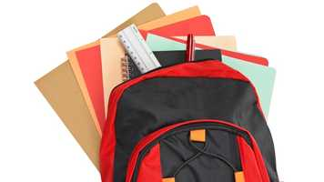 Back packs and duffel bags