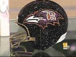 Helmets, bejeweled or not