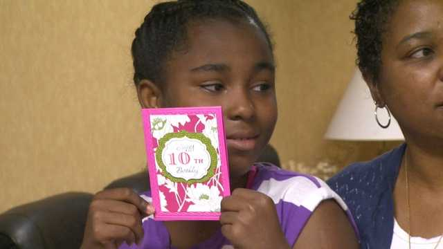 It wasn't until two months later on Aug. 12 that Charlie came along at 3 pounds, and after 32 weeks. For her 10th birthday, she and her sister got to meet the doctors who performed the miraculous delivery.