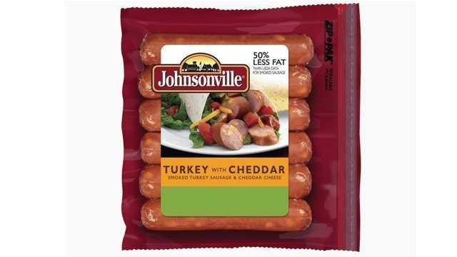 Johnsonville turkey sausage