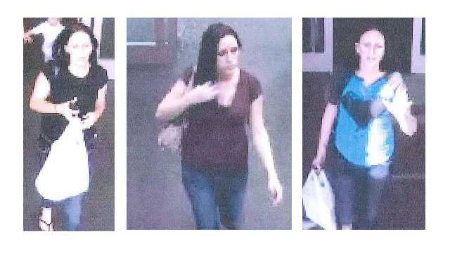 Anne Arundel County police they are looking for a woman who was caught on tape three times exiting a Target store at 2384 Brandermill Blvd. in Gambrills after using a stolen credit card and attempting to use others. It happened at 9:46 p.m. Aug. 10, at 5:30 p.m. Aug. 12 and about 5:55 p.m. on Wednesday.