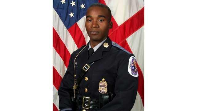 Officer Adrian Morris