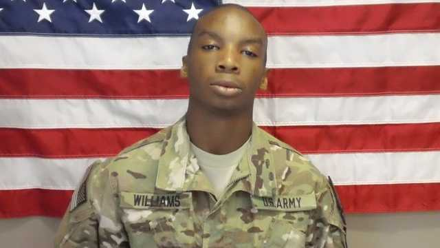 Sgt. David Williams