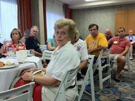 Among the delegates includes former Republican Maryland gubernatorial candidate Ellen Sauerbrey.