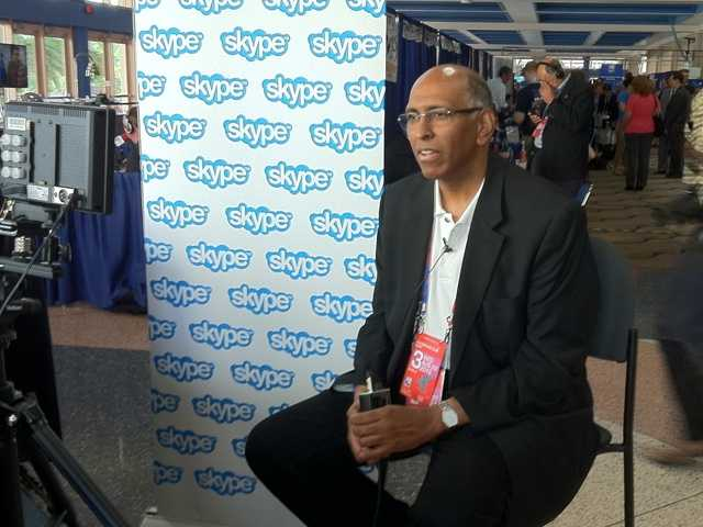 Former Maryland Lt. Gov. Michael Steele during an interview.