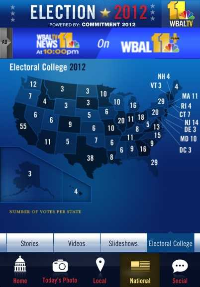 Get a refresher, or tweak your predictions when it comes to the Electoral College. See how the landscape changes state by state.