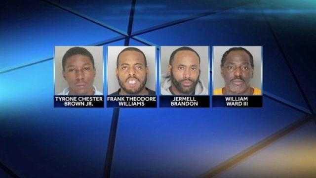 Towson Town Center Murder Trial Jury Deliberation
