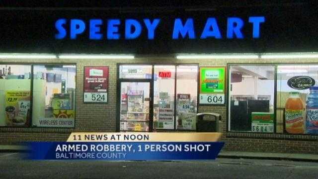 Store clerk injured in Lansdowne robbery