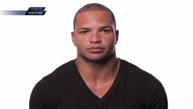 Ravens linebacker Brendon Ayanbadejo