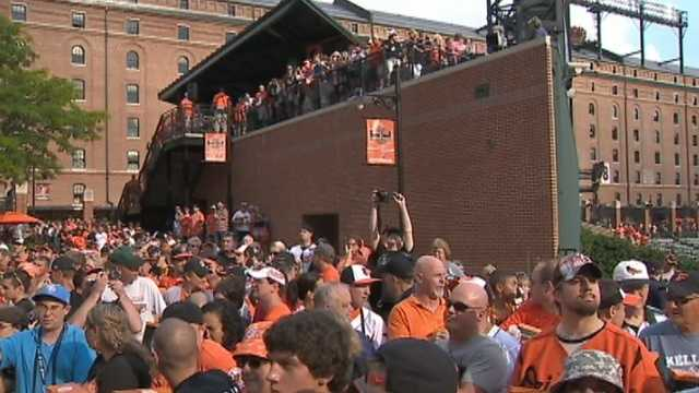 The teamunveiled a much-anticipated larger-than-life bronze sculpture of Ripken in the Legends Area of the stadium.