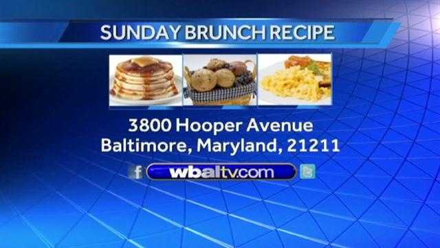 If you would like a copy of the Tuna Fusion Tacos recipe, click on food. Or you can send us a self-addressed stamped envelope to: Sunday Brunch, WBAL-TV, 3800 Hooper Avenue, Baltimore, Maryland, 21211.