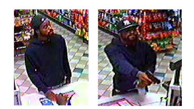 Baltimore County police are asking for the public's help to identify an armed robber who struck at a Franklin business on Aug. 27.