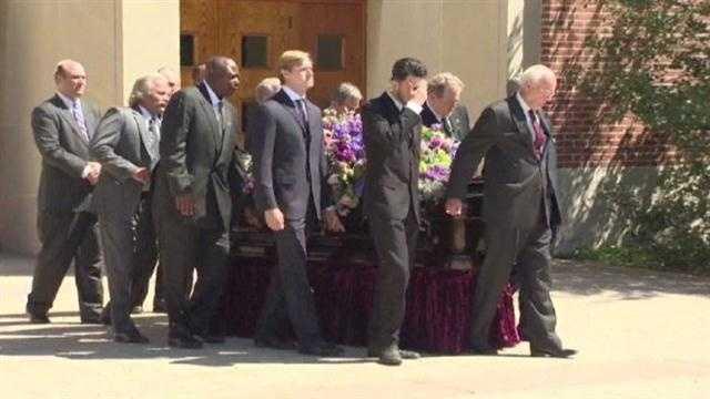 Art Modell Funeral