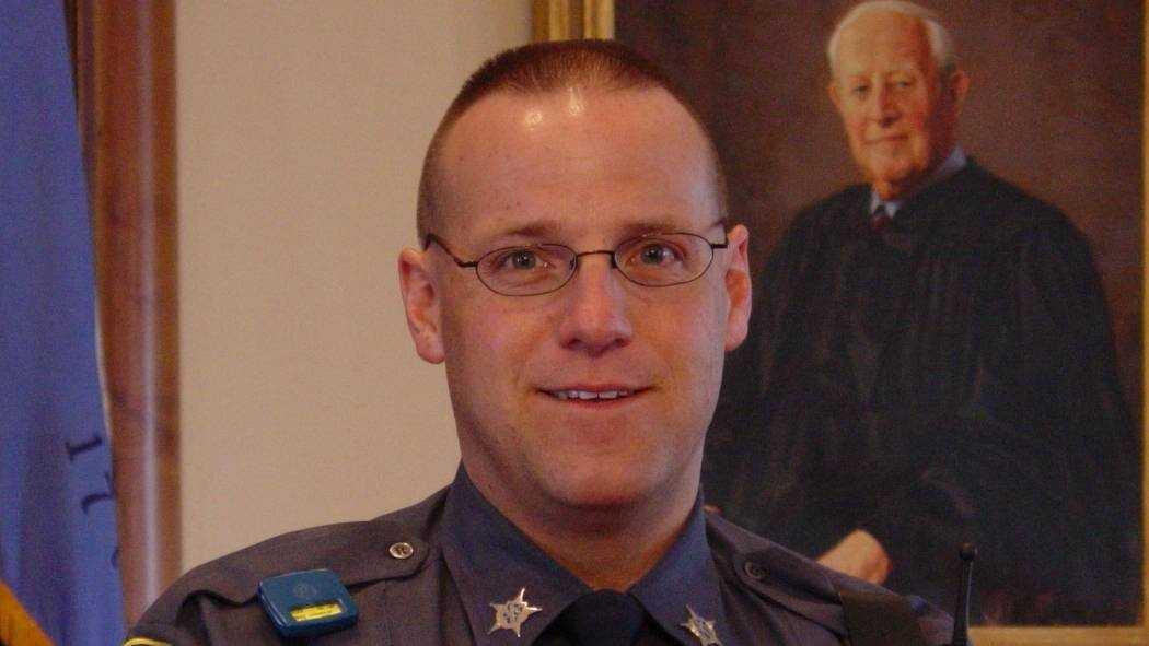 Harford County Sheriff's Sgt. Ian Loughran