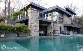 Looking for a new house and have $2.65 million to spare? Check out this 5 bed, 6 bath mansion in Pikesville, MD featured on realtor.com