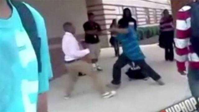 Long Reach High School viral video
