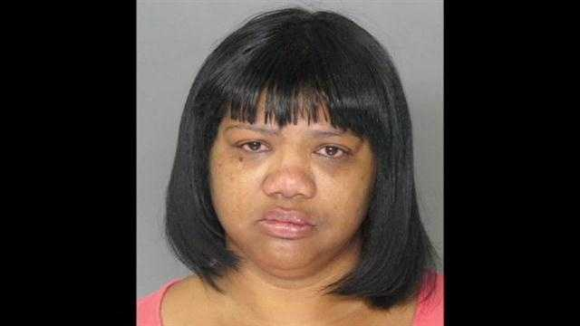 Police have charged 35-year-old Brandy Tennille Ames with first-degree assault, two counts of second degree assault and various traffic charges for fleeing the scene after a dispute in a White Marsh parking lot.