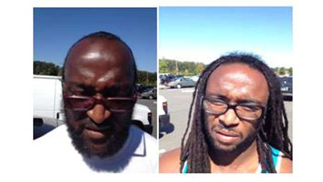 The Prince George's County Police Department said 47-year-old Daniel Parker and 25-year-old Harold Parker were arrested for selling counterfeit iPhones in Lanham.