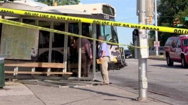 MTA bus crash under investigation