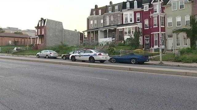 West Baltimore Stabbing