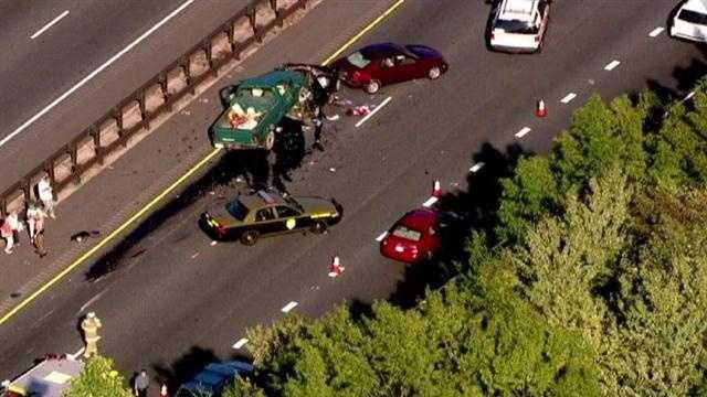 Interstate 97 Crash