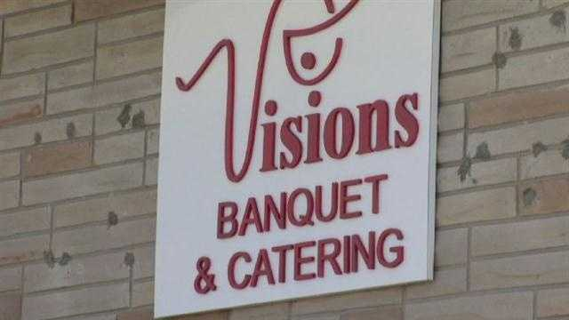 Visions Catering and Banquet Hall is zoned as a catering establishment but some neighbors said it operates more like a night club.