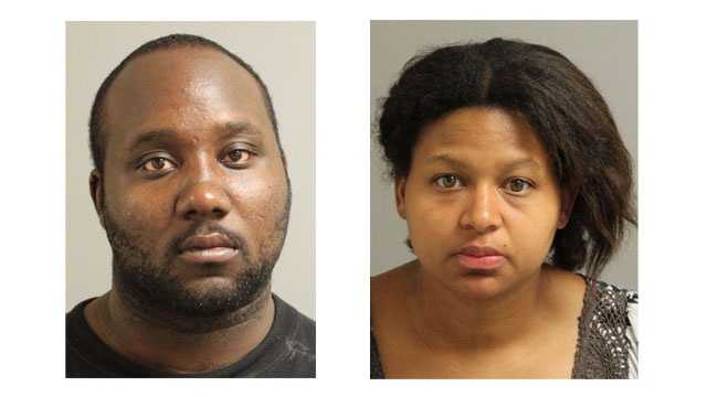 James Anthony Reid, 22, of Baltimore, and Tameka Dereese Wright, 35, Odenton, were arrested and charged, police said.